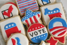 Election 2016 / Everything you need to wow your friends with fun political facts and make awesome election themed food as you watch the votes roll in on Tuesday, November 8