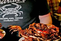 seafoods...