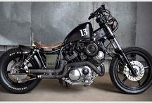 V I R A G O / Custom bikes based on the Yamaha Virago... Inspiration for a possible project