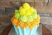 Flower Çiçek Blumen Pasta Cake Torte Torta
