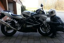 4 wheels move your body, but 2 wheels your soul♥