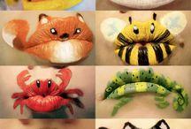 Творческий макияж