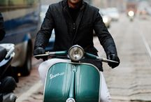 My Vespa moments / This board is open all our Vespa fans to share their special Vespa memories.