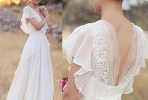Wedding Dresses ... in country flavor! / the most important dress of life: for the bride! Here are the ones that we like country-style