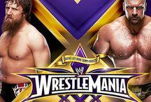 WrestleMania XXX / Luchas