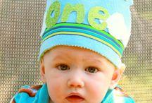 Baby First Birthday Hats