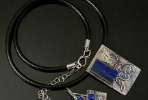 My Silver Necklaces