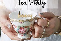 Tea Party Ideas / Party ideas