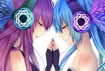 ¥ Vocaloid ¥ / MIKU❣️LUKA❤️ KAITO❣️LEN❤️ RIN❣️MEIKO❤️ GAKOPU❣️GUMI❤️ PIKO❣️VY2❤️IA❣️