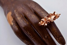 Rose Gold / I really, really love rose gold jewelry and watches. / by PJ Shores