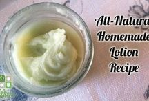 Homemade body product