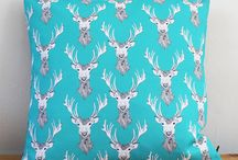 Christmas Home / Add subtle hints of Christmas to your home decor with Stags and Penguins