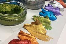 glinding wax