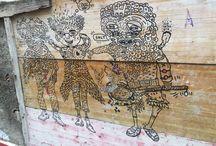 Street Art / Street Art I find while walking around