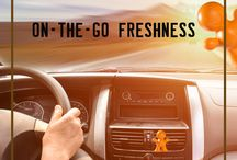 Car Accessories / We collaborate with well-known fragrance producers such as Givaudan, CFF, GRC and Firmenich to bring you the highest quality in car air freshener fragrances. By using only high quality ingredients, we are able to provide long lasting, natural and pleasing fragrances to our discerning air freshener customers.