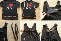 Shirt ideas / by Rosemary Camacho-Gonzalez