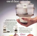 Oster Appliances / Magazine Advertisements featuring Oster Appliances! Enjoy these vintage ads! And remember to visit www.magazine-advertisements.com to view, download, or print the Full-Size image! / by Advertisement Gallery