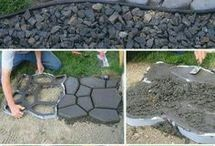 Concrete pavement ideas