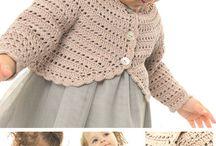 Crochet babygirl