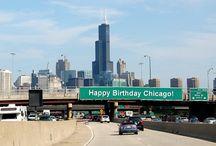 Windy City-Chicago / by Monica Hernandez-Christophe