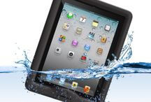 Waterproof tablet cases / Here's some of the best waterproof tablet cases around - best of all you can still your tablet whilst inside!