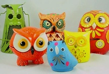 just owls / by Candie Chatham
