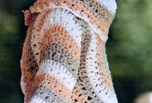 Crocheted wearables / by Kassandra Partaledis