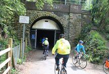 Radwandern England