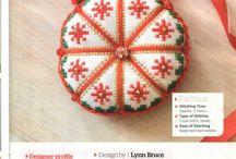 Cross stitch Little things 11