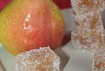 pâte de fruits