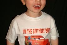 Traydon 2 birthday