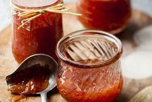 recepty - marmelády / marmelády, povidla, dětské přesnídávky, medy