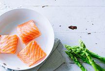 Saumon florentine