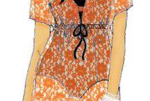 Sew dresses