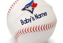 Toronto Blue Jays Baby Gifts / Personalized Baby Gifts For Fans Of The Toronto Blue Jays Major League Baseball Team.