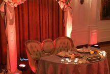 SweetHeart Table / Mrs.& Mrs.