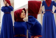 bride in hijab / by Heba Hesham