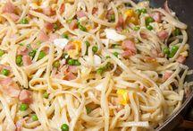 Pasta & Salades