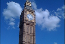 London Calling / by Max Wyeth