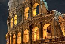 Rome - Turin - Sardinia - Nizza -Monaco