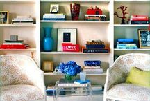 Bookshelf Design / by Rhiannon