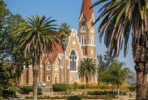 Africa Namibië