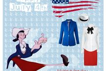 Happy 4th of July everyone! (Olive Oyl for President - 1948)