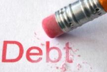 Debt with pencel razer