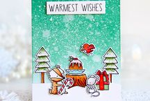 Neat and Tangled - Christmas Cards