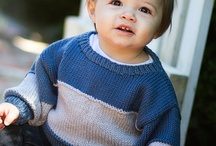 Knit Baby Sweaters