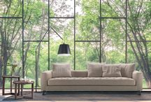 Marac - новый взгляд на мягкую мебель / Итальянская мебельная фабрика Marac была основана в 1969 году, и ее основатели собрали под крышей своего пока что небольшого предприятия лучших мастеров, способных воплотить в жизнь задумки дизайнеров фабрики Marac.