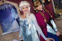 Disneyland - Characters