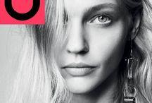 Magazine Covers & Editorials