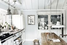 In the Cookhouse / Inspirational Kitchen Designs